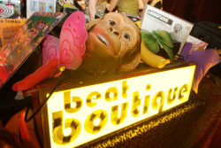Beatboutique presents 'THE JUNGLE IS JUMPING!!!'  Club 8