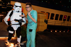 Cirque Excentrique & ABC club 'Halloween' Lizboa