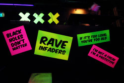 Rave Invaders Korsakoff