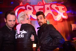 Cirque Excentrique 'Grease'  Clup Up