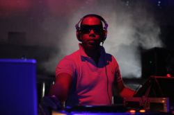 Allisone with Carl Craig Paradiso