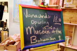 opening Museum of the Bohemian Mezrab/Art Cage