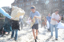 Pillowfight de Dam