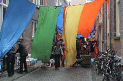 Queensday part I birthday Isis Amsterdam